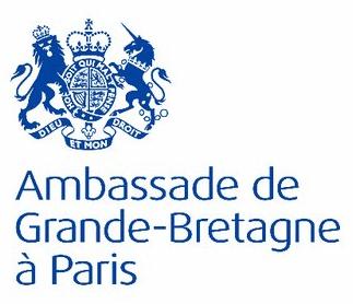 Ambassade de Grande-Bretagne à Paris, logo