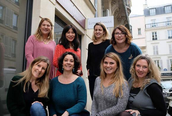 Nos Méthodes: L'équipe pédagogique LUTECE LANGUE