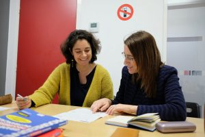 Anglais, cours specialise