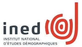 Institiut National D'études Démographiques, logo