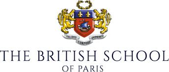 The British School of Paris, logo